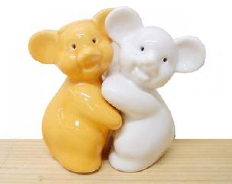 Salini orsetti ceramica